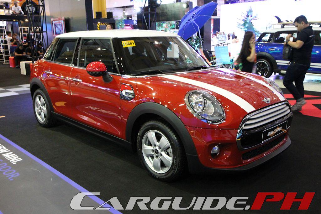 Mias 2015 Mini Goes Five Philippine Car News Car Reviews