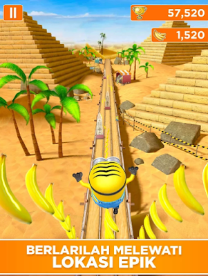 Despicable Me (Minion Rush) Apk