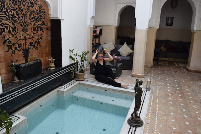 vegan riad marrakech