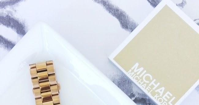 Michael Kors Rose Gold Diamond Bracelet