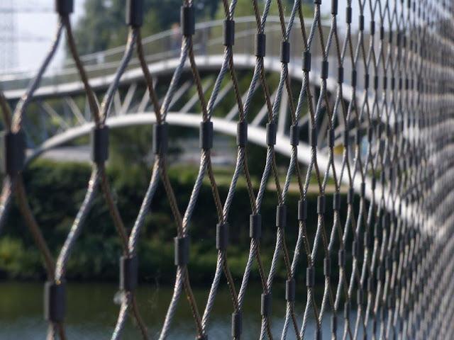 Emscher Landschaftspark Ruhrgebiet Ruhrpott Ausflug Oberhausen Haus Ripshorst Brücke Rhein-Herne-Kanal