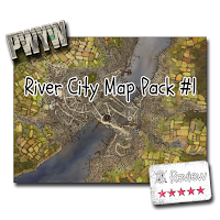 Frugal GM Review: River City Map Pack #1