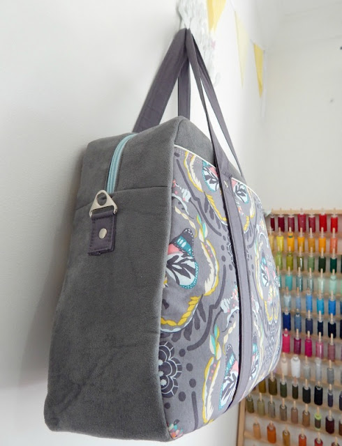 The Nappy Bag Sew Along by Mrs H