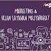 Pedoman Fiksi Bidang Marketing & Iklan Layanan Masyarakat SMK Tingkat Nasional Tahun 2016