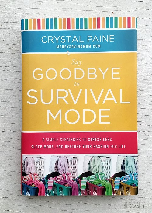 Favorite Self Help Books for Living Your Best Life - Say Goodbye to Survival Mode
