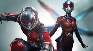 ant man and wasp trailer