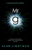 Mr g by Alan Lightman book cover