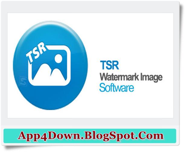 TSR Watermark Image 3.5.5.9 For Windows Full Download