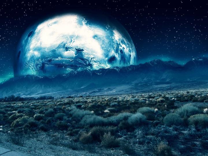 çöl ve gece manzara resimleri