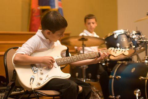 Học nhạc cho thiếu nhi tại quận Bình Thạnh