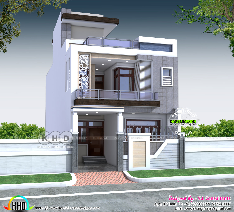 Home Design Ideas India: Kerala Home Design And Floor