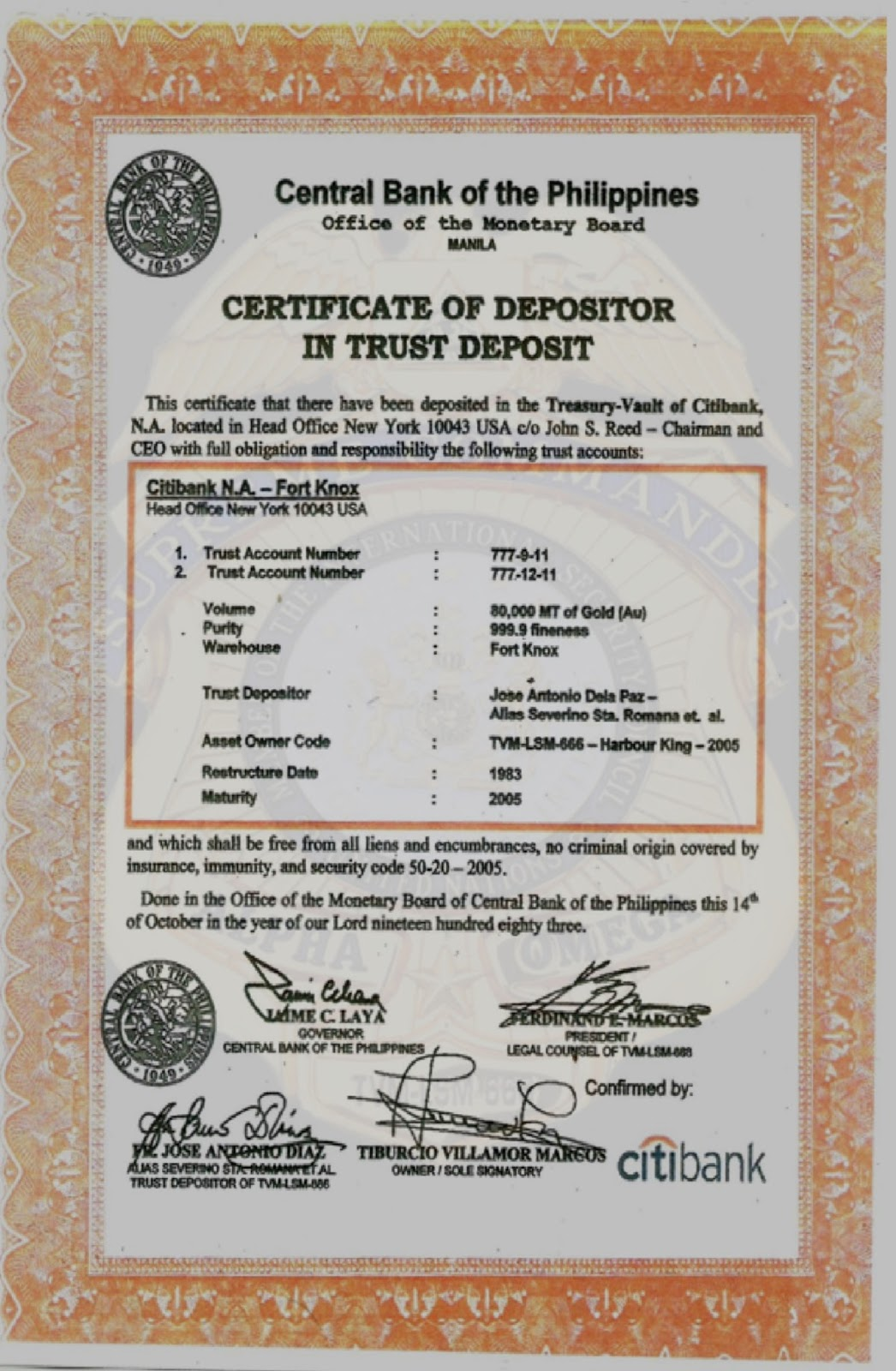 Alpha Omega World Development Marshall Programme Global Assets Of