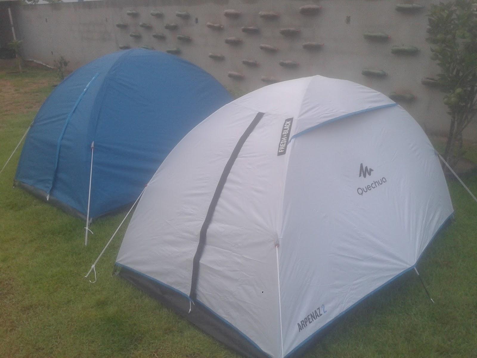 acd99e71c Acampamentos Amigos do Sul  Avaliação de temperatura da barraca ...
