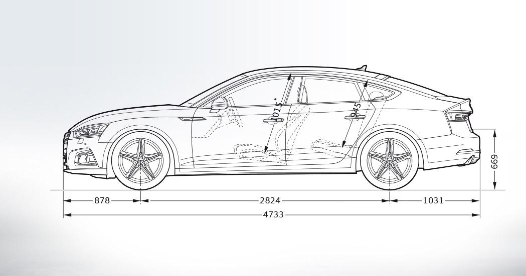 Audi a5 sportback usata 2016 5