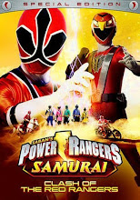 Power Rangers Samurai: Clash of the Red Rangers (2011)