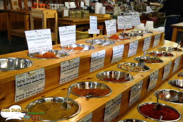 spices תבלינים