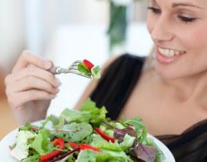 Makan Makanan Sehat Untuk Kulit