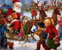 Vivere il Natale nei ricordi con la canzone di Babbo Natale