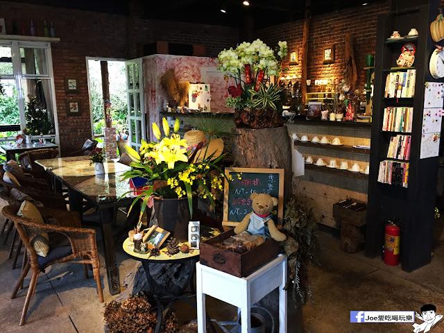 IMG 2513 - 【新竹旅遊】六號花園 景觀餐廳 | 隱藏在新竹尖石鄉的森林秘境,在歐風建築裡的別墅享受芬多精下午茶~