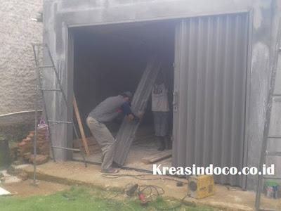 Jasa Pembuatan Folding Gate di Tulang Bawang Lampung