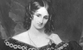 Retrato-de-Mary-Shelley