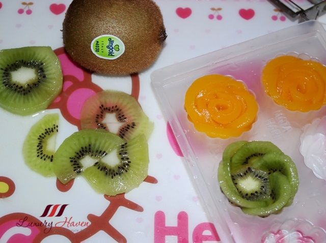 jingold italy kiwi recipe creative food art