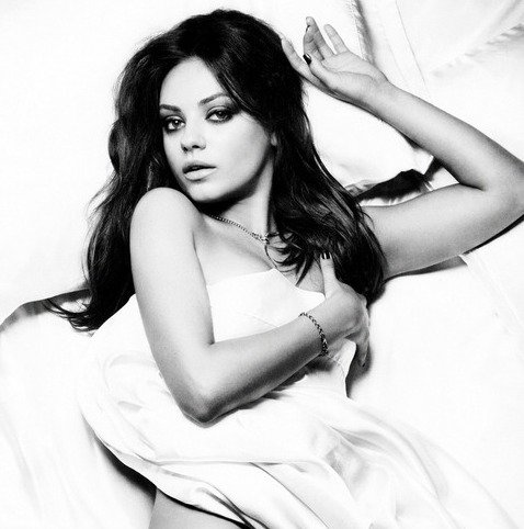 Mila kunis 2012 sexiest picture title award