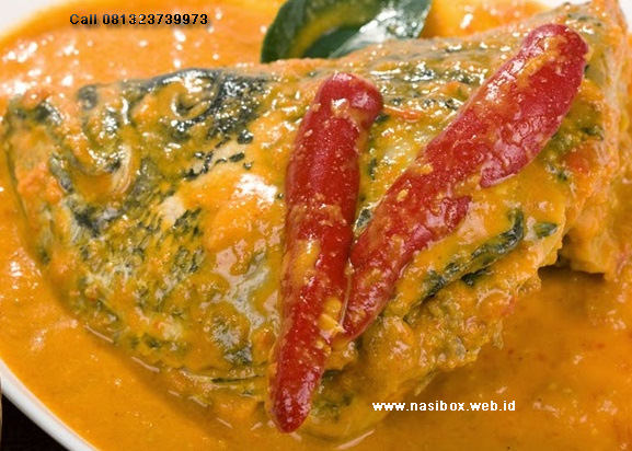Resep Gulai Ikan Kakap ala rumah makan ciwidey