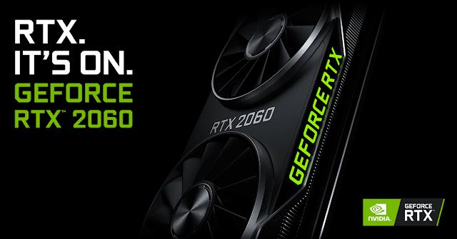 مراجعة كارت الشاشة NVIDIA GeForce RTX 2060