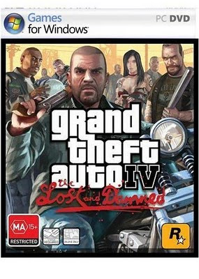 Nitish Games & Software Junction: Download Game GTA: The IV Lost and