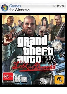 GTA IV: The Lost And Damned Free Download for PC