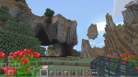 Cara Bermain Minecraft Pocket Edition di Android