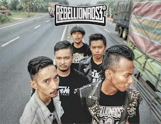 Pesan Cinta dan Solidaritas di Album Baru Rebellion Rose