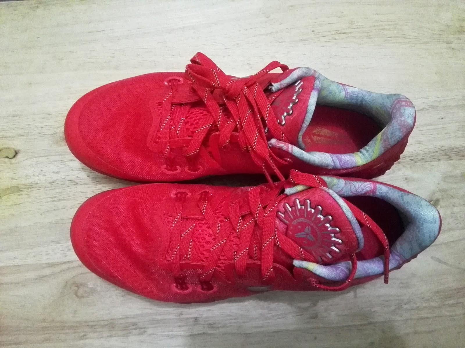 quality design 0836e 5c34c Nike Zoom Kobe Venomenon 5 more detailed pics   Analykix