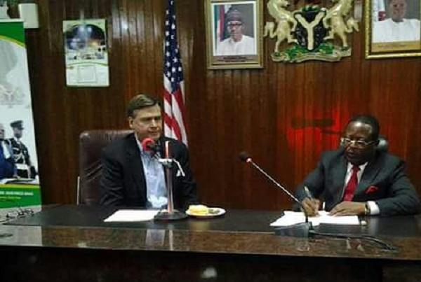 The US Ambassador to Nigeria visit to Ebonyi State and Umahi Administration Foresight