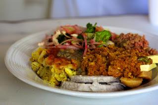 How to make three brothers African breadfruit porridge recipe