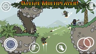 Download Doodle Army 2 : Mini Militia v3.0.6 Mod