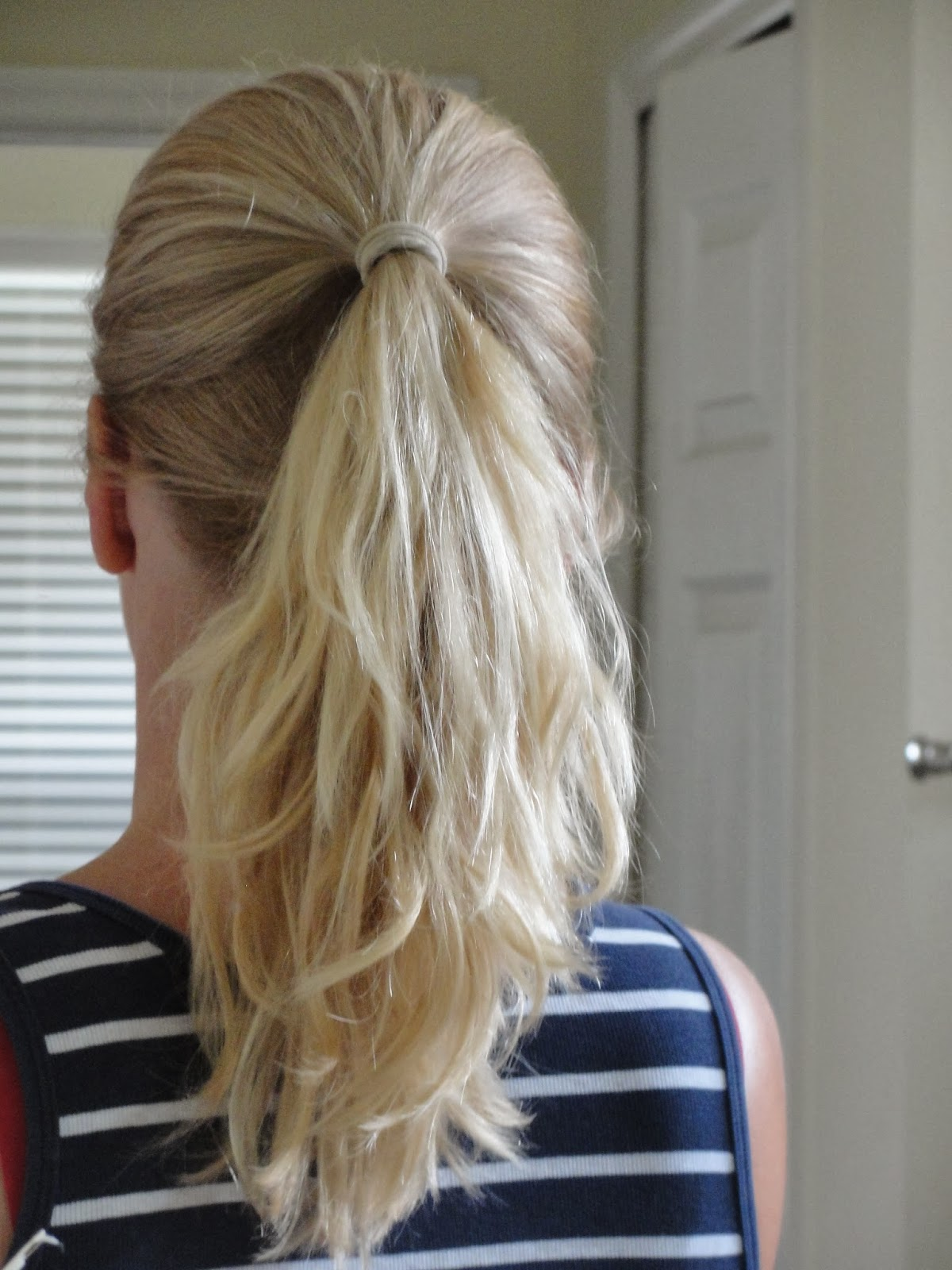 How To Make Your Ponytail Appear Longer Without Extensions