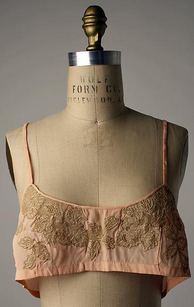 vintage lingerie a-z brassiere