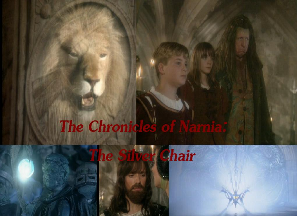 The Chronicles Of Narnia Silver Chair Beach Chairs At Walmart World A Rhoswen White Rose Spiritual Themes Christian
