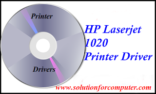 hp laserjet 1020 plus printer drivers for windows 7 free download