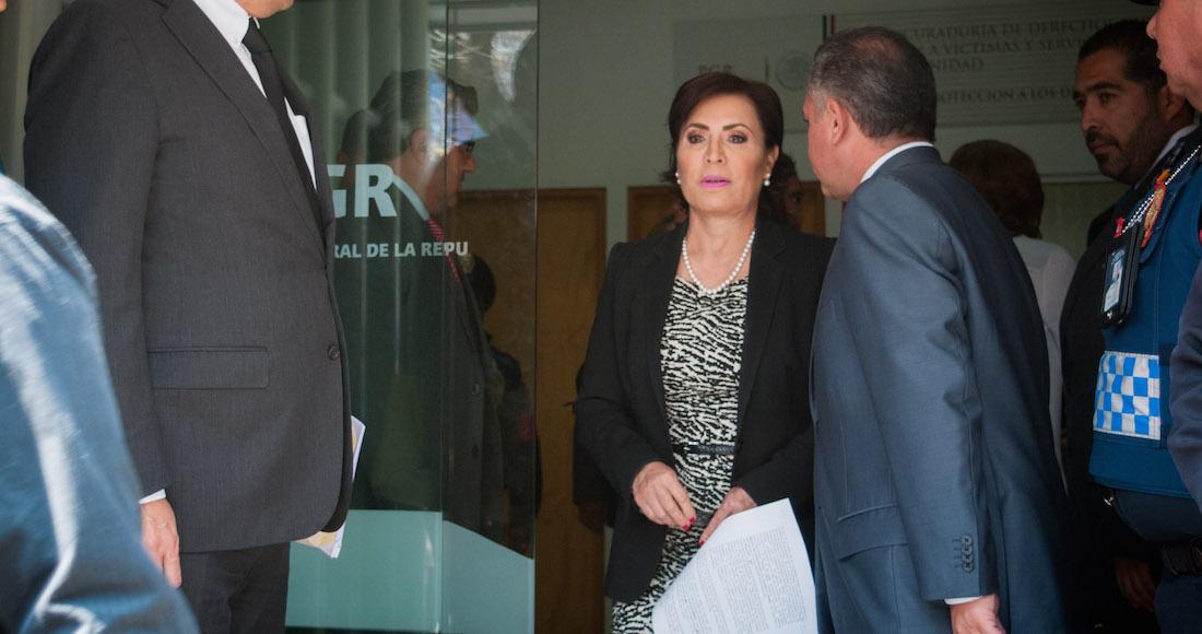 Al menos 126 empresas se usaron para desviar más de 2 mil millones con Rosario Robles