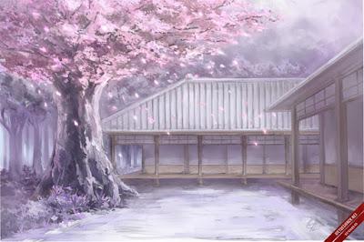 """""""Hai đứa mình chắc chắn là như vậy"""" Một lời hứa hẹn gắn liền với những cánh  hoa anh đào, ..."""