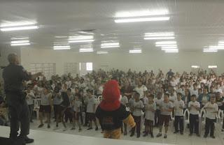 Formatura do Proerd reúne mais de 100 crianças em Pariquera-Açu