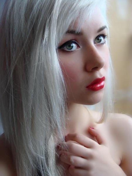 We Heart Hair ∆ Hairspiration Etc Ice Queen