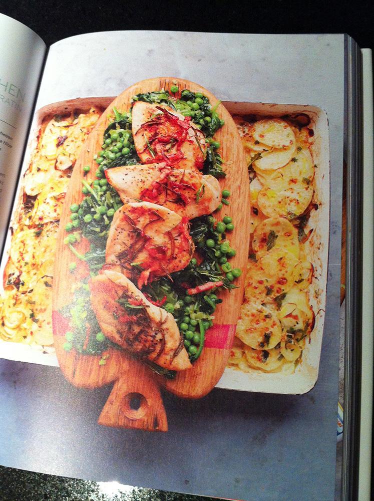 kuchimaitli: Jamie's 15-Minuten-Küche I
