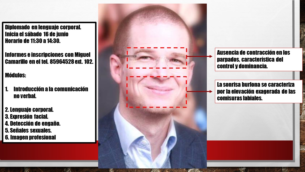 Enrique Cossío Especialista En Comunicación No Verbal La Sonrisa De Anaya