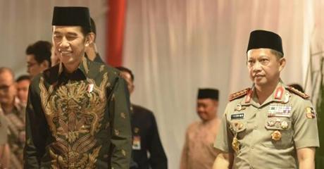 Pengamat Politik Sebut Kemungkinan Besar Tito Sedang Dipersiapkan Jokowi untuk Jadi Cawapres 2019