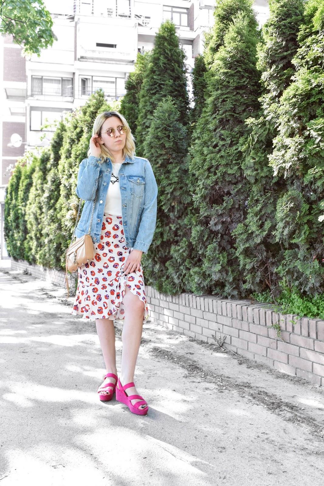 Hrvatski modni blog proljetni look