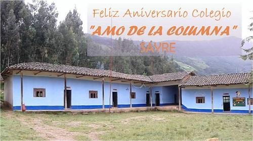 Escuela 80463 AMO DE LA COLUMNA - Sayre Nuevo